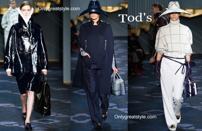 Tod's handbags and Tod's shoes