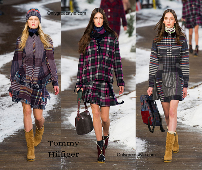 Tommy Hilfiger handbags and Tommy Hilfiger shoes