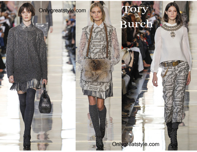Tory Burch clothing accessories fall winter