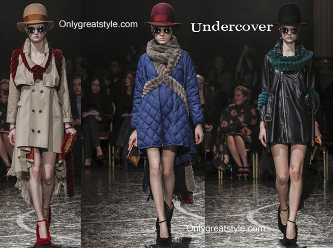 Undercover handbags and Undercover shoes