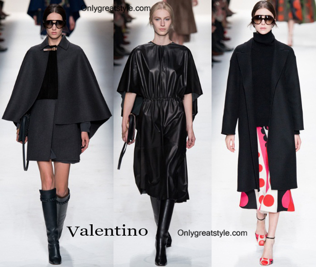 Valentino clothing accessories fall winter