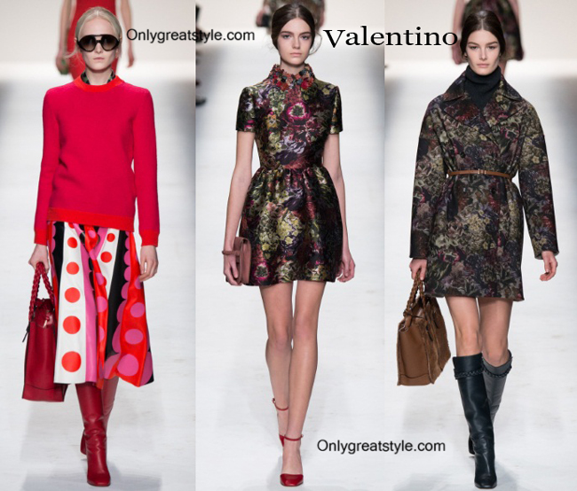 Valentino handbags and Valentino shoes