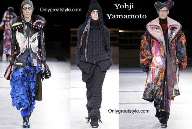 Yohji Yamamoto handbags Yohji Yamamoto shoes