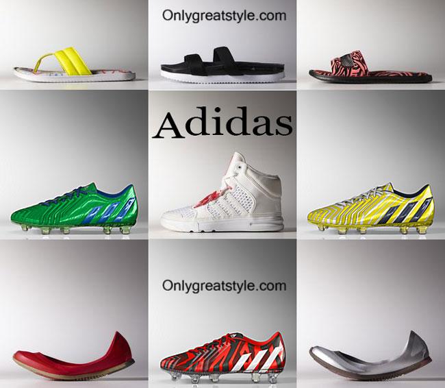 Adidas footwear spring summer
