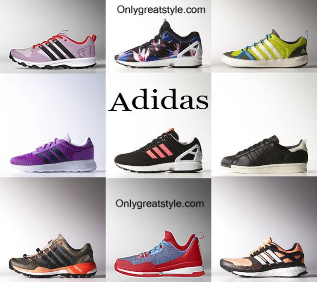 Adidas sneakers spring summer