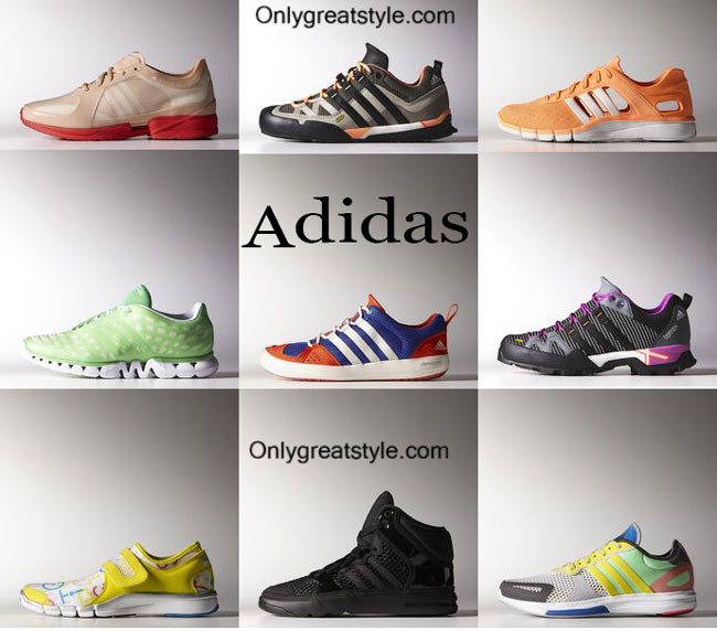 Adidas sneakers womenswear