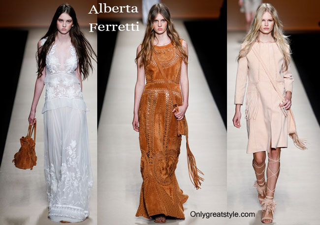Fashion Alberta Ferretti handbags and Alberta Ferretti shoes