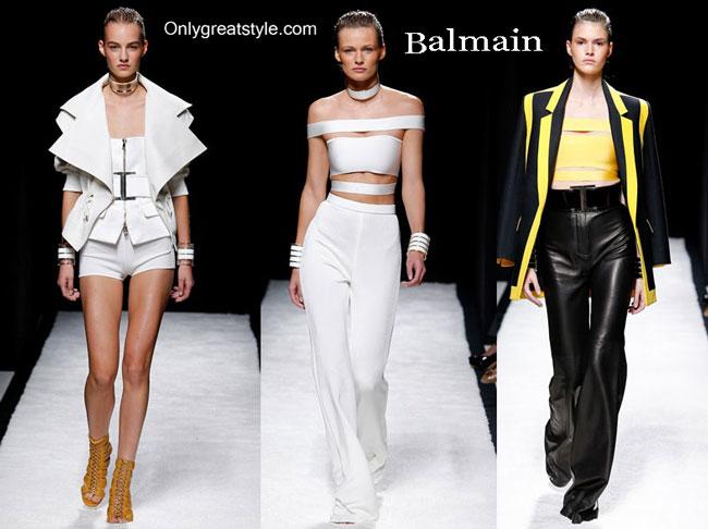 Balmain-clothing-accessories-spring-summer
