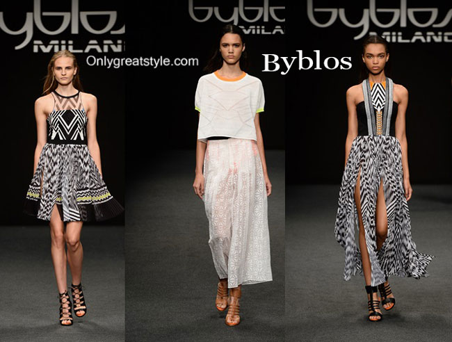 Byblos-fashion-clothing-spring-summer-2015