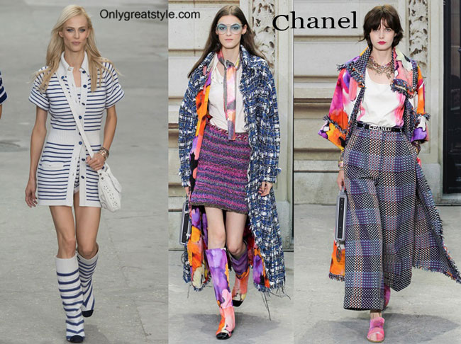Fashion-Chanel-handbags-and-Chanel-shoes
