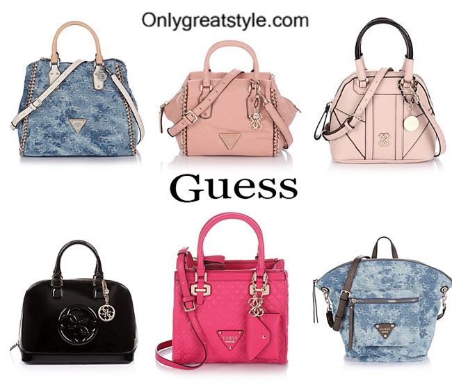 Guess Handbags Spring Summer 2017