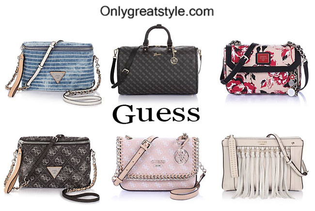 Guess Bag New Collection 2017