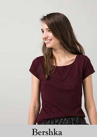 Bershka-t-shirts-winter-2016-for-women-and-girls-1