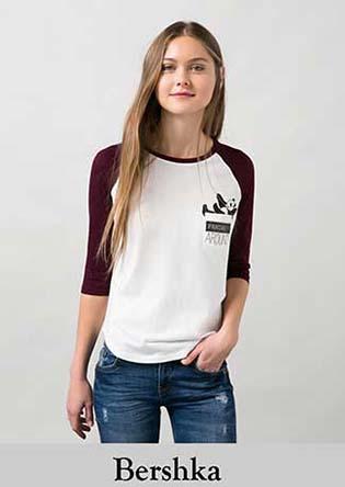 Bershka-t-shirts-winter-2016-for-women-and-girls-2