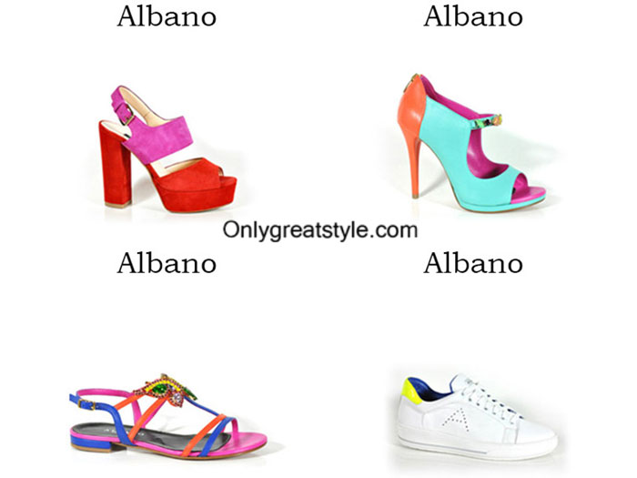 Albano shoes spring summer 2016 footwear