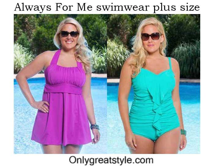 Always For Me swimwear spring summer 2016