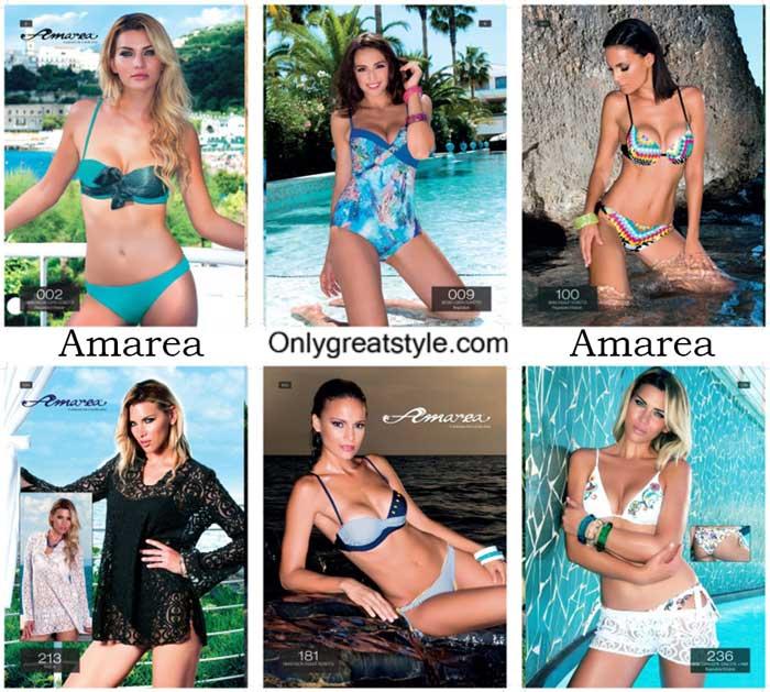 Amarea swimwear spring summer 2016 bikini