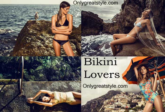 Bikini Lovers swimwear spring summer 2016