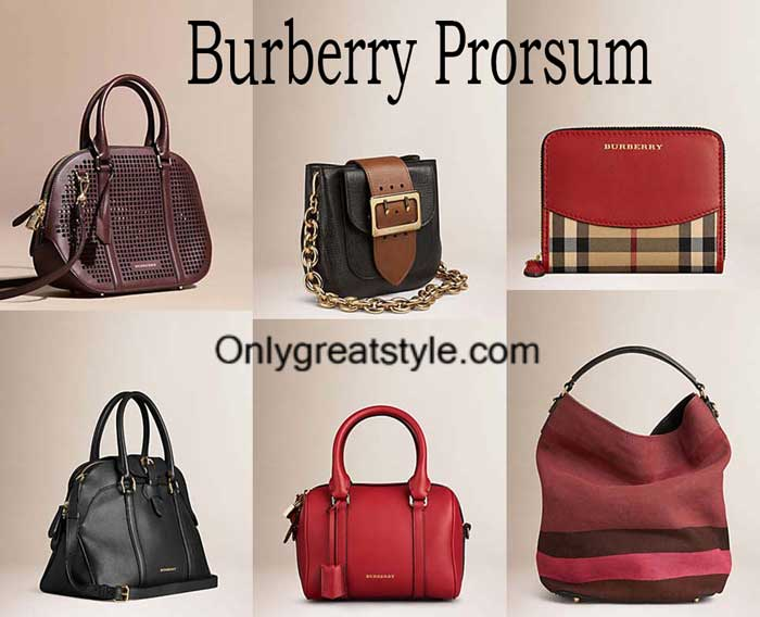 Burberry Prorsum Handbags - HandBags 2018