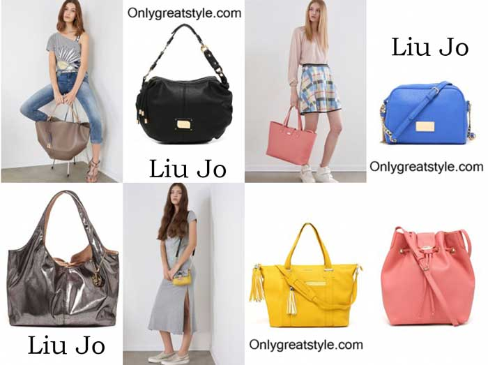 Liu Jo bags spring summer 2016 handbags for women