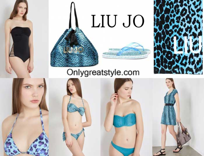 Liu Jo swimwear spring summer 2016 beachwear