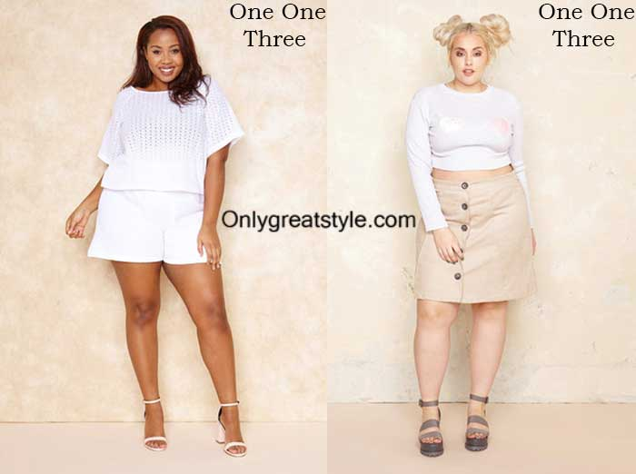 One-One-Three-plus-size-spring-summer-2016-women