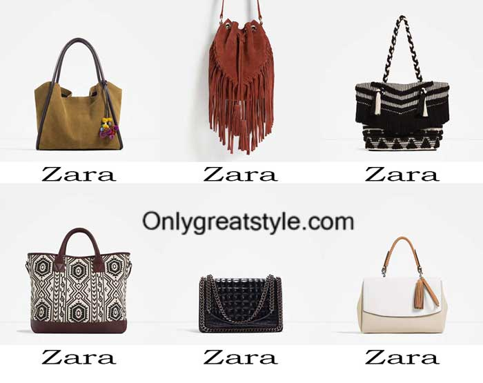 Zara bags spring summer 2016 handbags for women