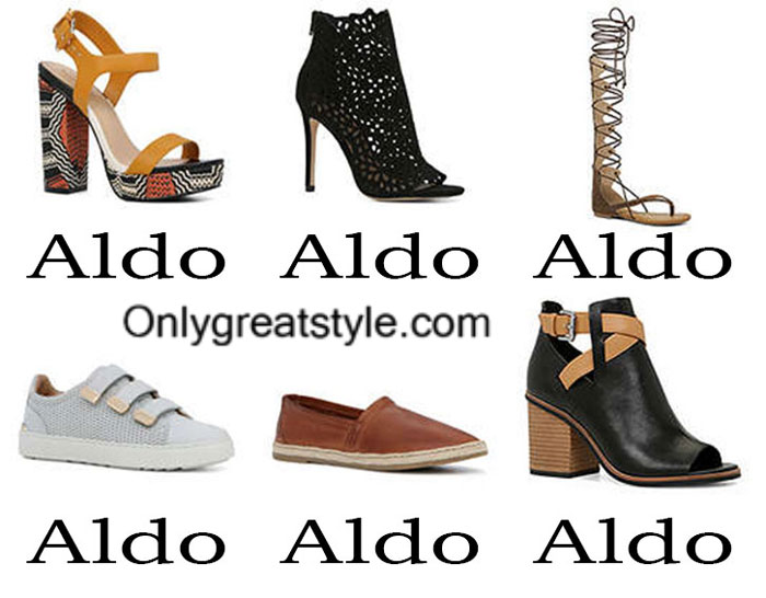 Shoes Summer Footwear Spring 2016 For Aldo Women P80nkOw