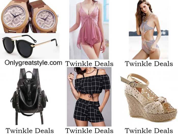 Brand Twinkle Deals style spring summer 2016 for women