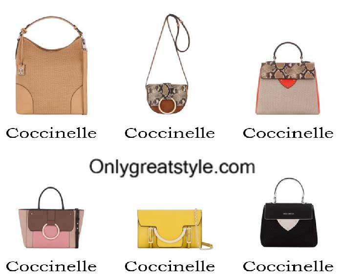 4583a1edbc1 Coccinelle bags spring summer 2016 handbags for women
