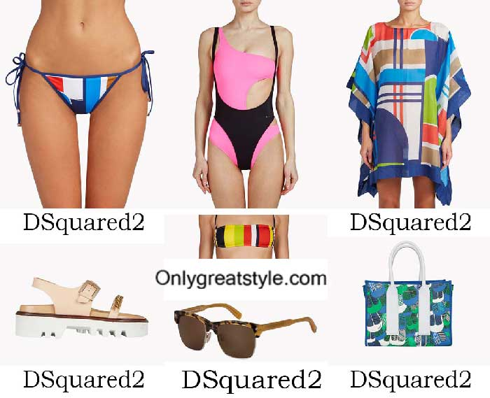 DSquared2 swimwear spring summer 2016 bikini for women