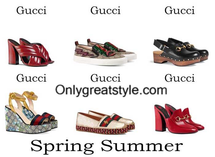 7b07fdae8b6f Gucci shoes spring summer 2016 footwear for women