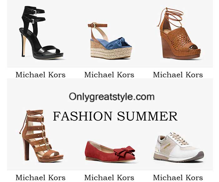 Michael Kors shoes spring summer 2016 footwear for women