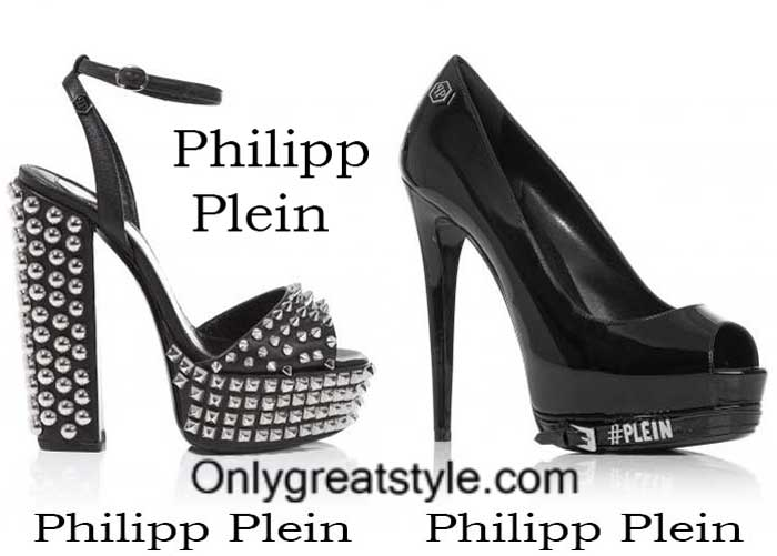 Philipp Plein shoes spring summer 2016 for women