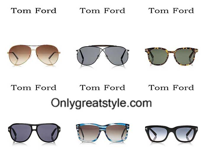 Tom Ford eyewear spring summer 2016 for men