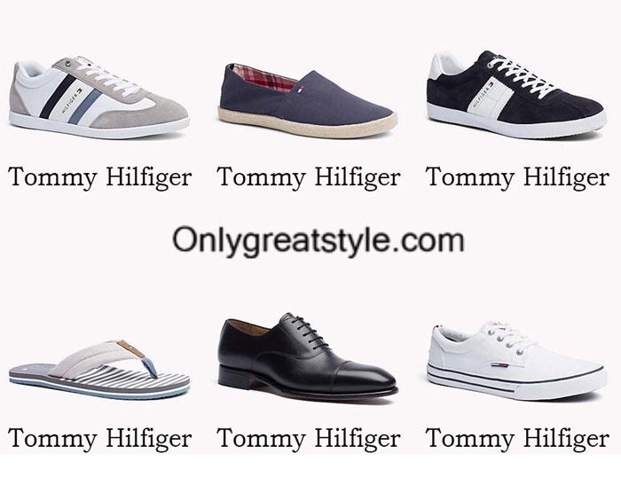 rationelle Konstruktion Rabatt Top-Mode Tommy Hilfiger shoes spring summer 2016 footwear for men