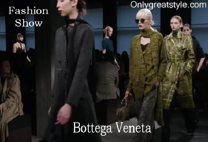 Bottega Veneta fashion show fall winter 2016 2017 for women