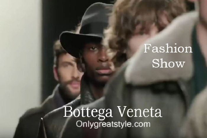 Bottega Veneta fashion show fall winter 2016 2017 for men