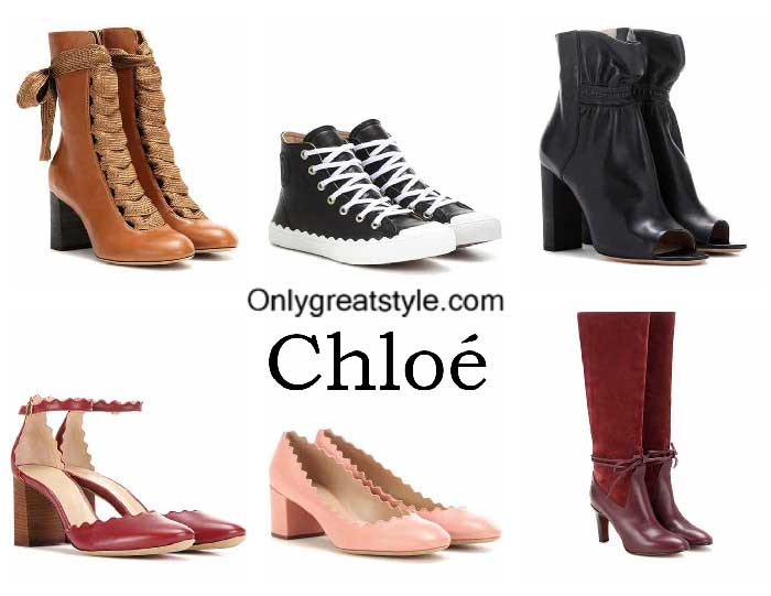 de0b4489d9 Chloè shoes fall winter 2016 2017 footwear for women