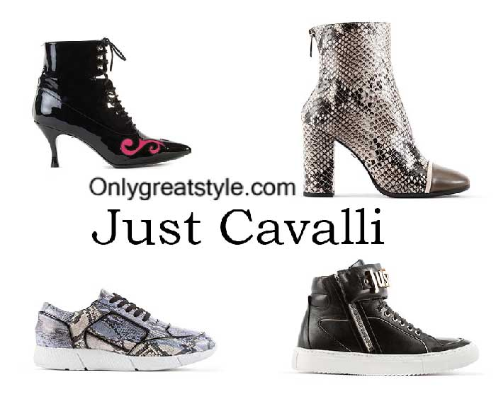 Just-Cavalli-shoes-fall-winter-2016-2017-footwear-for-women