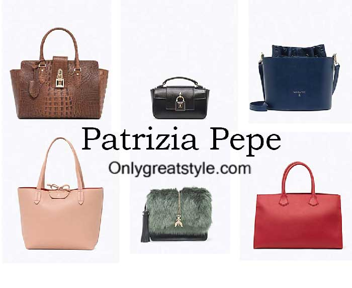 Patrizia Pepe Bags Fall Winter 2016 2017 Handbags For Women