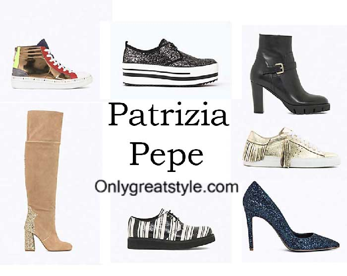 Patrizia Pepe Shoes Fall Winter 2016 2017 Footwear For Women