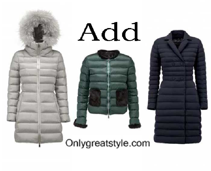 Add Down Jackets Fall Winter 2016 2017 For Women