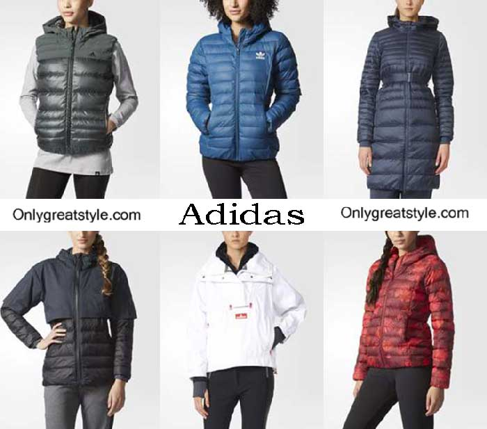 Adidas Jackets Fall Winter 2016 2017 For Women