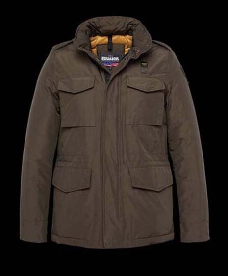 Blauer Down Jackets Fall Winter 2016 2017 For Men 15