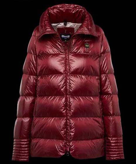 Blauer Down Jackets Fall Winter 2016 2017 For Women 1