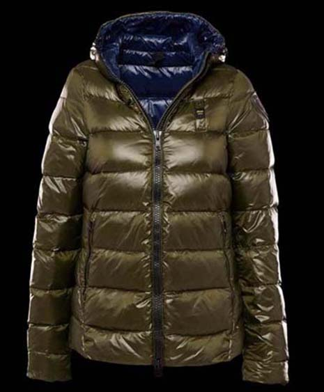 Blauer Down Jackets Fall Winter 2016 2017 For Women 13