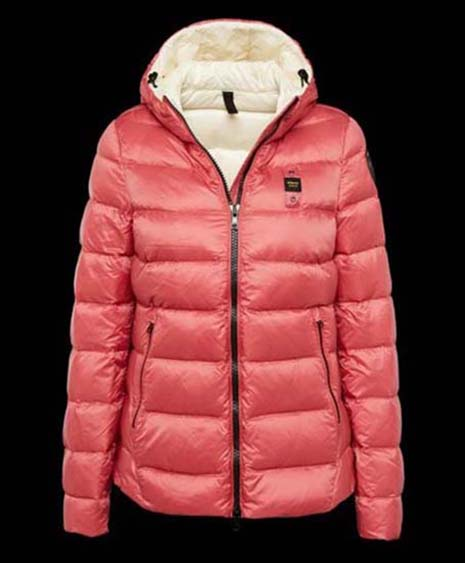 Blauer Down Jackets Fall Winter 2016 2017 For Women 14