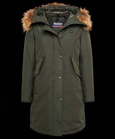 Blauer Down Jackets Fall Winter 2016 2017 For Women 22