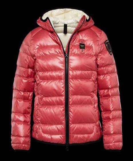 Blauer Down Jackets Fall Winter 2016 2017 For Women 34